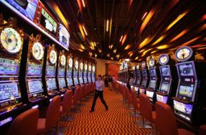 Marina Bay Sand Casino สิงคโปร์