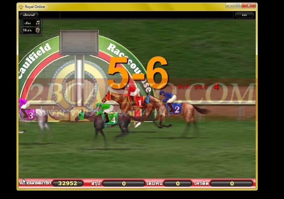 ม้า เข้าสู่เส้นชัย