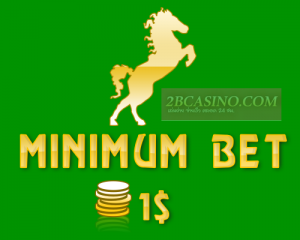 Minimum bet