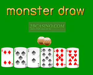 monster draw