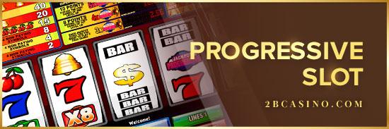 Progressive-Slot